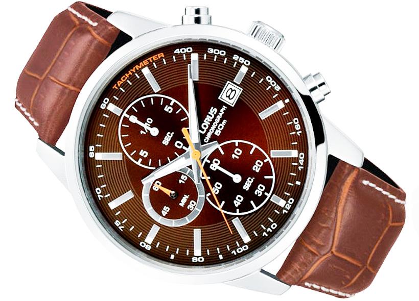bbbb669d8149cd Zegarek męski Lorus RM339DX9 chronograf - Zegarki, Zegarki damskie ...