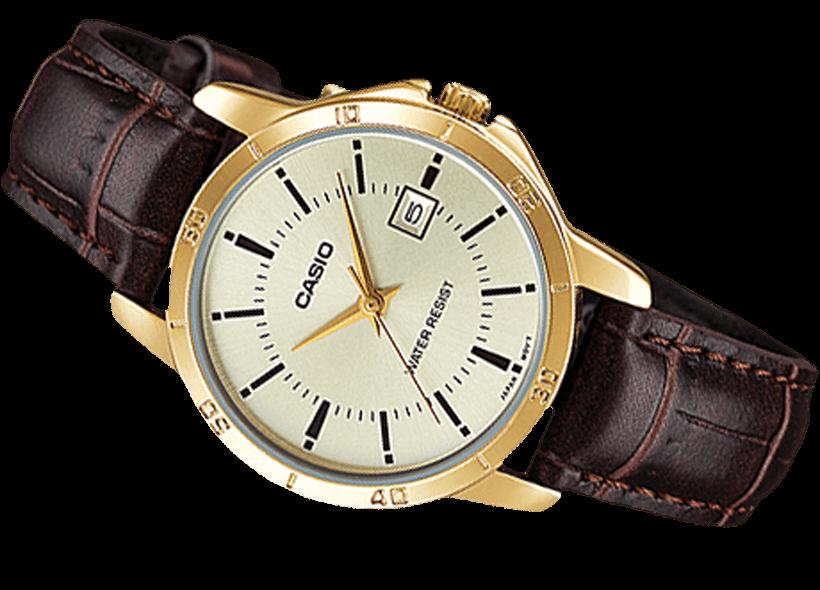 c78214c3b4765 Klasyczny zegarek damski Casio LTP-V004GL-9A - Zegarki