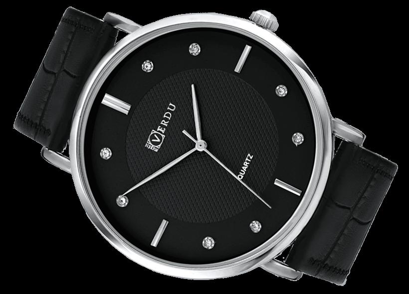 Znane Klasyczny zegarek męski Ruben Verdu RV1002 Slim - Zegarki, Zegarki  VS-57