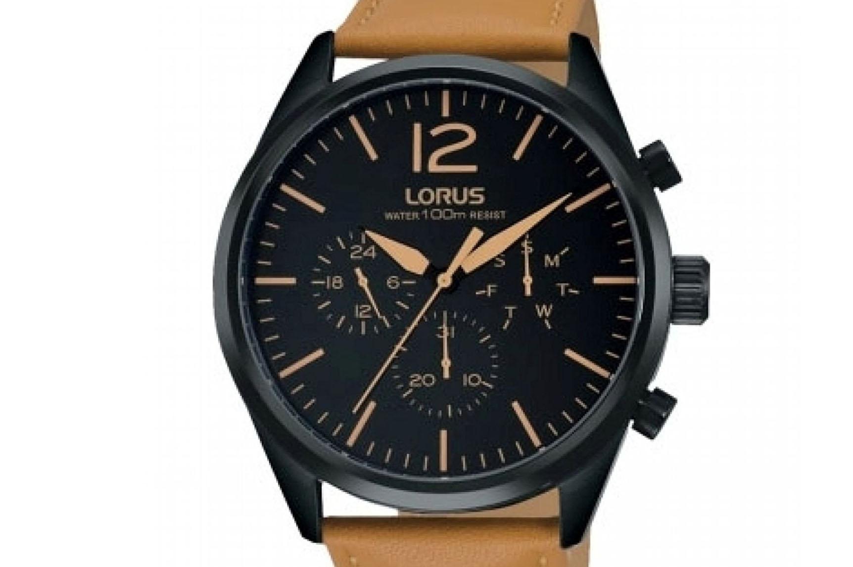 bbf93bb541d99f Zegarek męski Lorus RX411AX9 mutidatownik 100M - Zegarki, Zegarki damskie, zegarki  męskie, zegarki Casio, zegarki Timex
