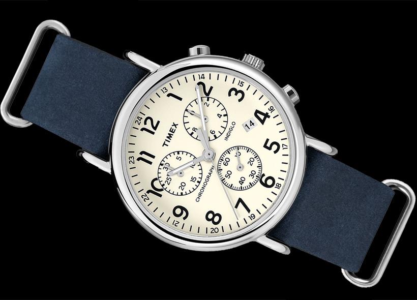 fc2782753bf zegarek męski TIMEX tw2p62100 pasek chronograf! - Zegarki