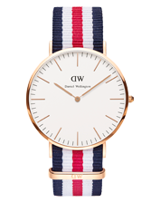 Men's watch Daniel Wellington 0102DW Canterbury