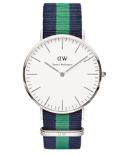 Men's watch Daniel Wellington 0205DW Warwick