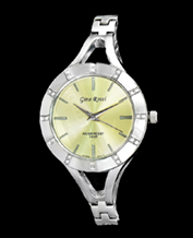 LADIES WATCH GINO ROSSI 0272B-4A SLGD