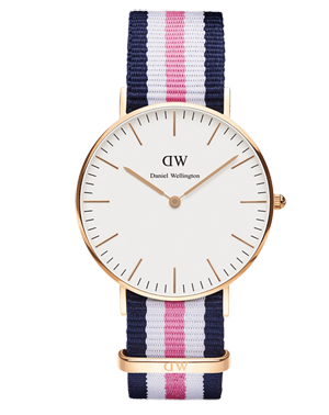Zegarek damski Daniel Wellington 0506DW Rose Gold