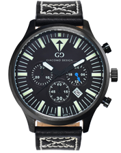 Man's watch Giacomo Design GD03003