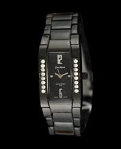 Women watch Gino Rossi 7665B2-1A1 BKBK