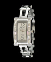 Women watch GINO ROSSI 7666B1-3C1 SLWH