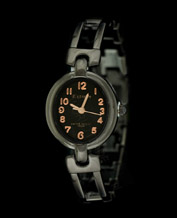 Women watch Extreim Y001B-4E BKMiedz