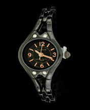 Women watch Extreim Y008A-5E BKMiedz
