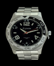 Men watch Extreim Y011A-2E BKSL
