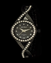 Women watch Gino Rossi 8541B-1A1 BKBK