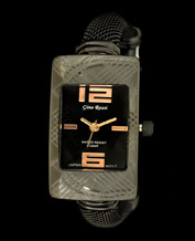 Women watch Gino Rossi 5741B-1A2 BKMiedź