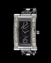 Women watch GINO ROSSI 7666B1-1C1 SLBK