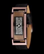Ladies watch Gino Rossi 06858A 6858 BRBK