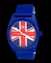 Watch Unisex ADIDAS ADH9036 UNION JACK SANTIAGO