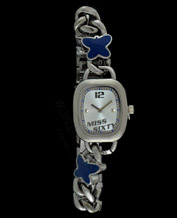 -65% Woman watch MISS SIXTY SQZ003 CHARMS-CHAIN