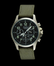 MEN'S WATCH PULSAR PT3423X1 MILITARY CHRONO 100M