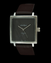 LADIES WATCH GINO ROSSI 6646A-1B1 BRSL
