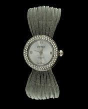 LADIES WATCH GINO ROSSI 1157B-3C1 SLSL PIĘKNY