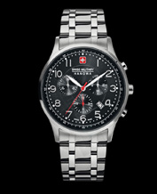 Men watch SWISS MILITARY HANOWA 5187.04.007