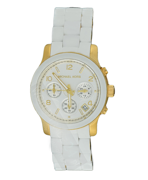 ZEGAREK DAMSKI MICHAEL KORS MK5145 WHITE FASHION