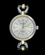 LADIES WATCH GINO ROSSI 1072B-3D2 GDSL ELEGANCKI