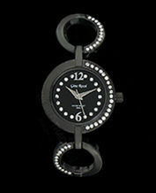 LADIES WATCH GINO ROSSI 1733B-1A1 BKBK PIĘKNY