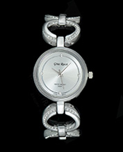 LADIES WATCH GINO ROSSI 1776B-3C1 SLSL PIĘKNY
