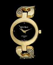 LADIES WATCH GINO ROSSI 1031B-1D1 BKGD