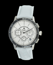 MEN'S WATCH ROYAL LONDON 41123-01 WHITE CHRONO