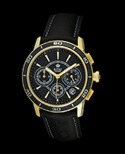 MEN'S WATCH ROYAL LONDON 41123-05 DATA CHRONO