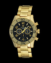 MEN'S WATCH GINO ROSSI 1345B-1D1 BKGD
