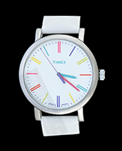 WOMEN'S WATCH TIMEX T2N791 MODERN ORGINALS INDIGLO!
