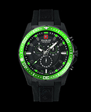 MEN'S WATCH SWISS MILITARY HANOWA 4212.27.007.06