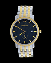 SWISS MEN'S WATCH ROAMER 931853 47 55 90 ODEON