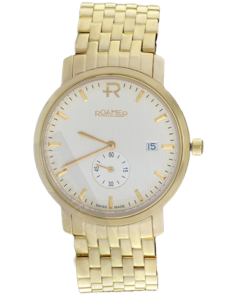 SWISS MEN'S WATCH ROAMER 931853 48 35 90 ODEON