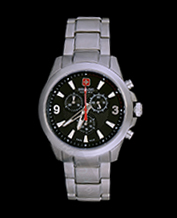 MEN'S WATCH SWISS MILITARY HANOWA 5169.04.007