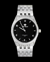 Men watch Gino Rossi 3482B2-1C1 BKSL
