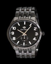 Men watch Gino Rossi 3482B1-1A1 BKBK