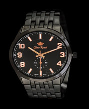 Men watch Gino Rossi 3482B1-1A2 MiedźBK