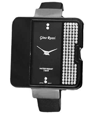 Women's watch Gino Rossi 6632-1A1 BKBK