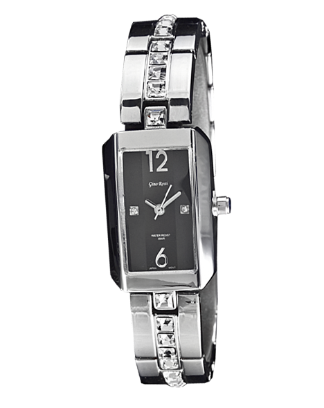 Ladies watch Gino Rossi 6608B-1C1 SLBK