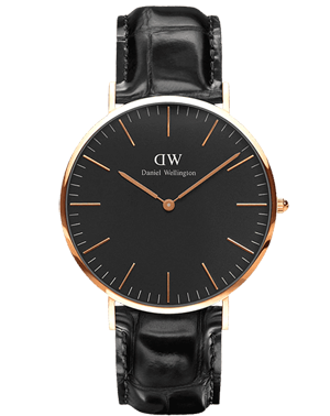 Zegarek męski Daniel Wellington DW00100129 Reading