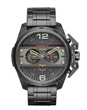 Men's watch Diesel DZ4363 Ironside chronograf