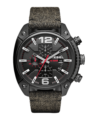 Men's watch Diesel DZ4373 Overflow 100M