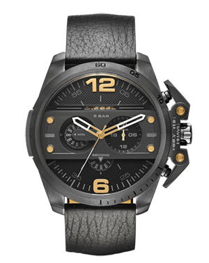 Men's watch Diesel DZ4386 Overflow chronograf