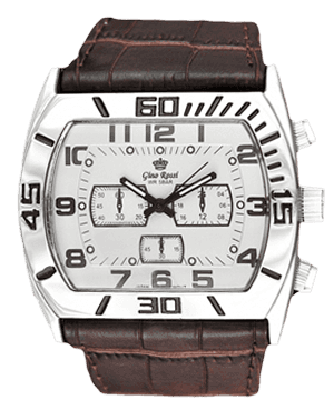 Men's watch Gino Rossi 6352A-3B1 WHBR