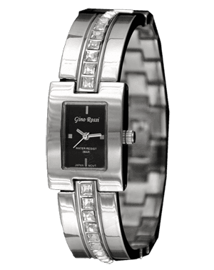Women's watch Gino Rossi 6743B-1C1 BKSL