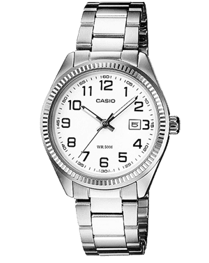 Ladies watch Casio LTP-1302D-7B Classic Data 50m!